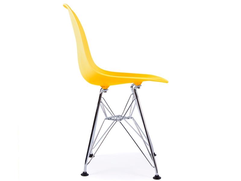 Chaise enfant eames dsr jaune for Chaise enfant eames