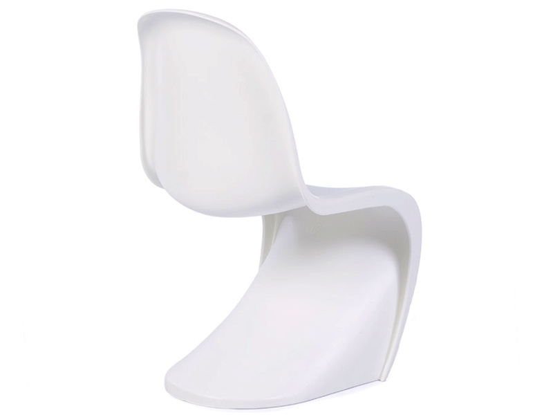 chaise enfant panton blanc. Black Bedroom Furniture Sets. Home Design Ideas