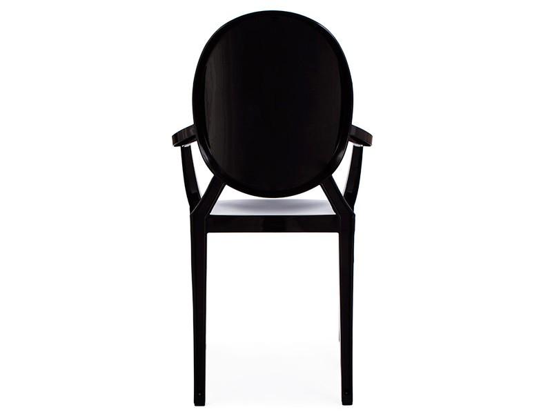 Image de l'article Chaise Louis Ghost - Noir