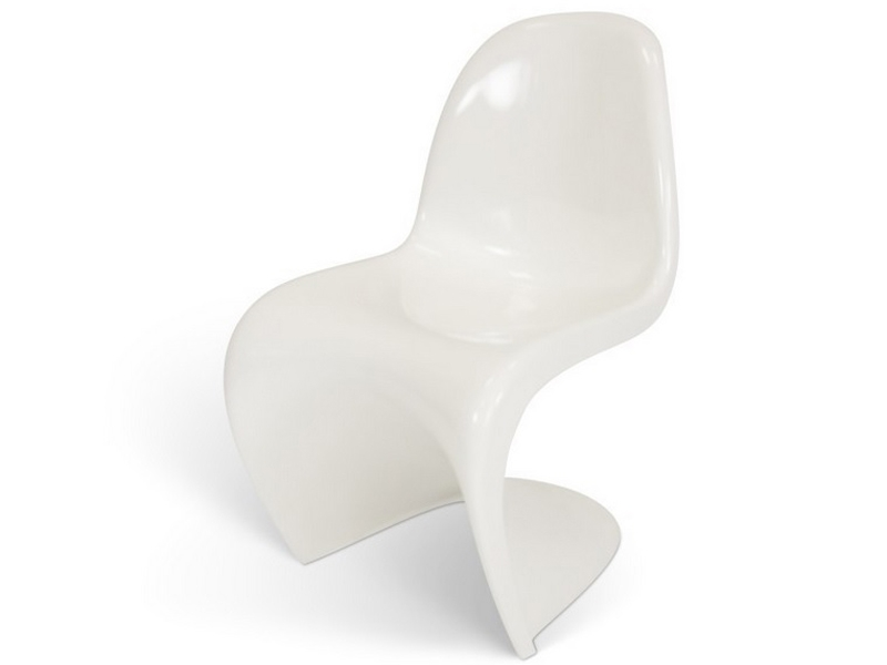 Image de l'article Chaise Panton - Blanc brillant
