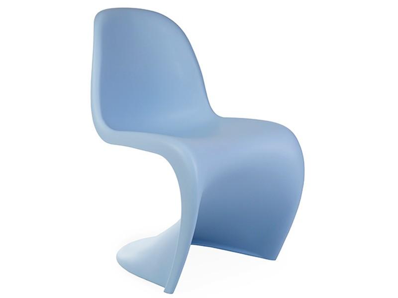 Chaise Panton - Bleu