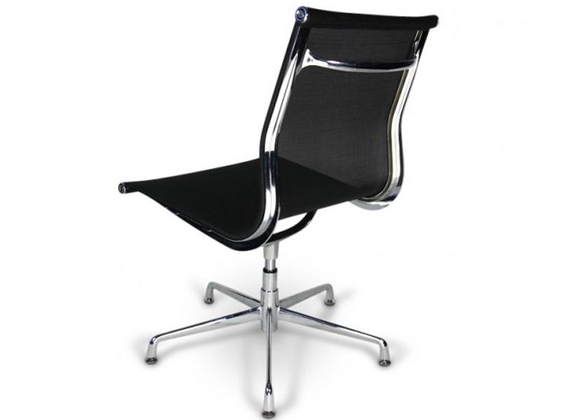 Chaise visiteur ea105 noir for Chaise visiteur