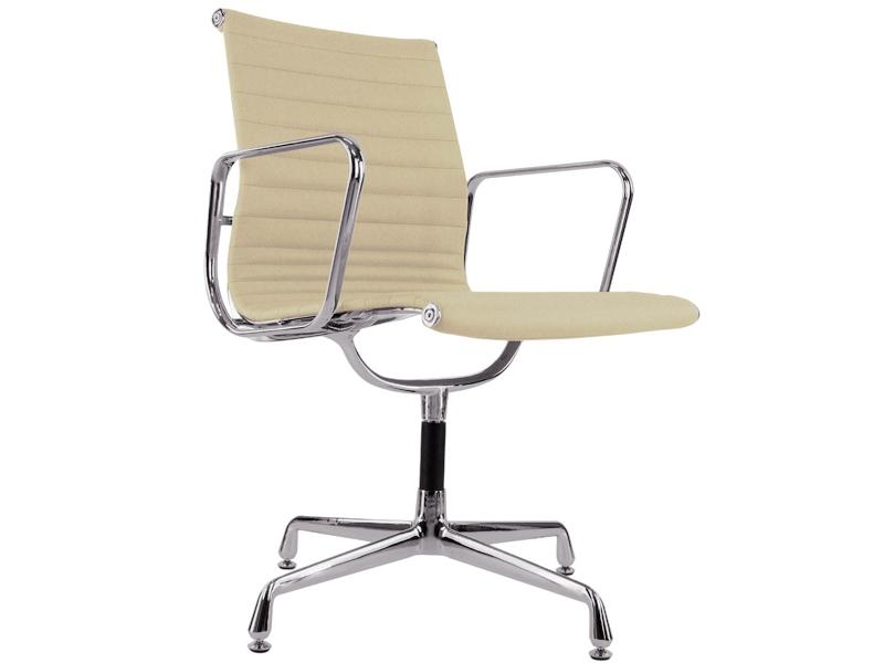 chaise visiteur ea108 beige. Black Bedroom Furniture Sets. Home Design Ideas