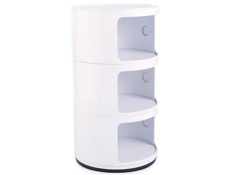 Image of the item Classico Componibili 3 - Bianco