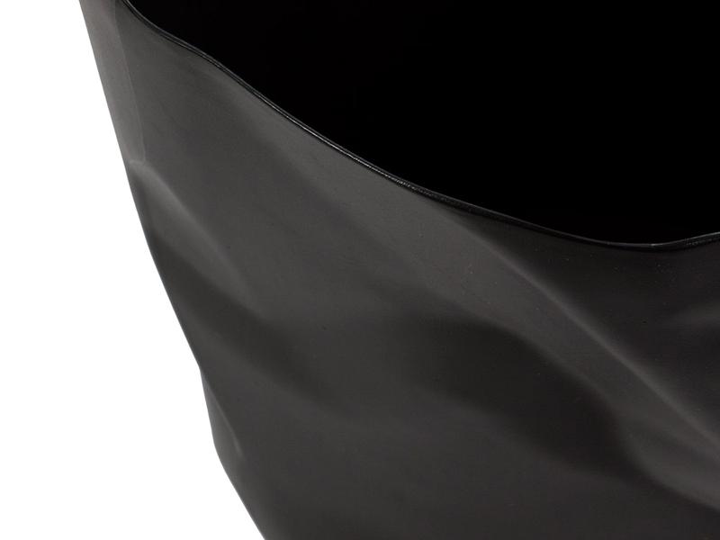 Image de l'article Corbeille Scrunch - Noir