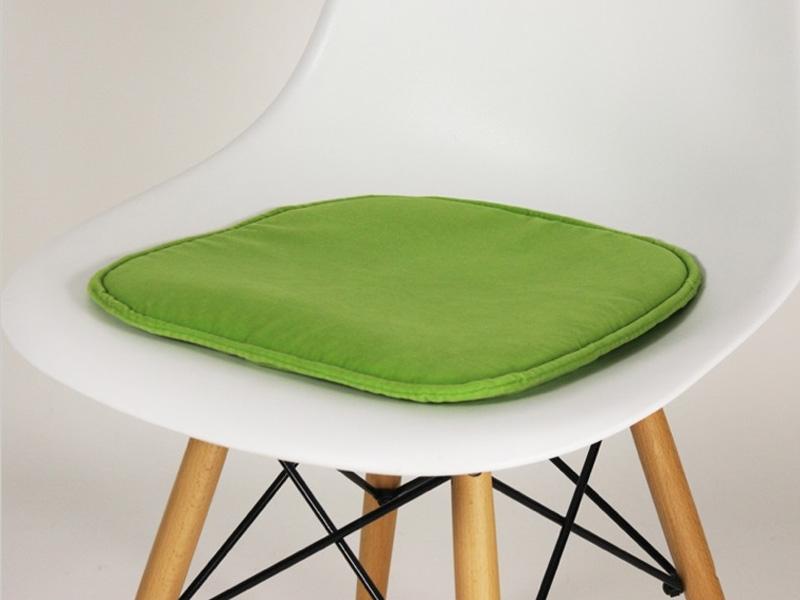 coussin de chaise charles et ray eames fauteuil designer. Black Bedroom Furniture Sets. Home Design Ideas