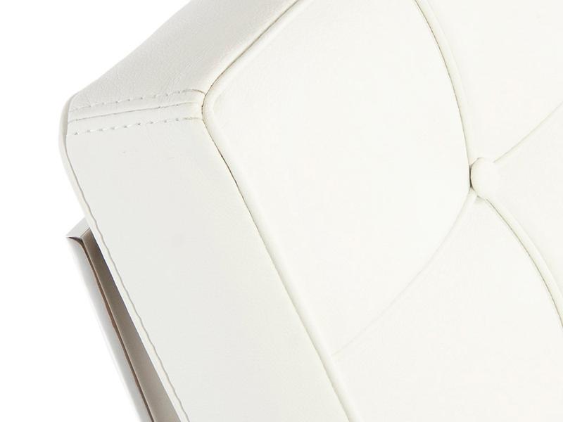 Image of the item Divano Barcelona 3 posti - Bianco