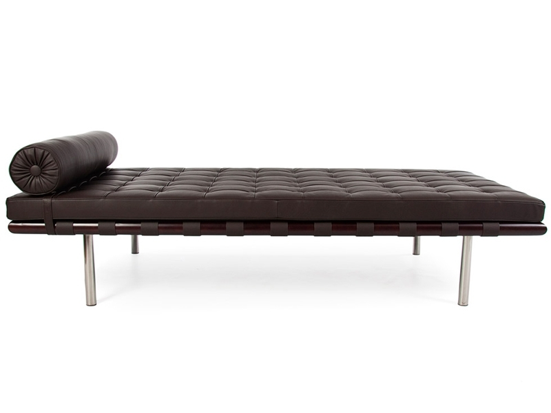 Image of the item Divano letto Barcelona 200 cm - Marrone scuro