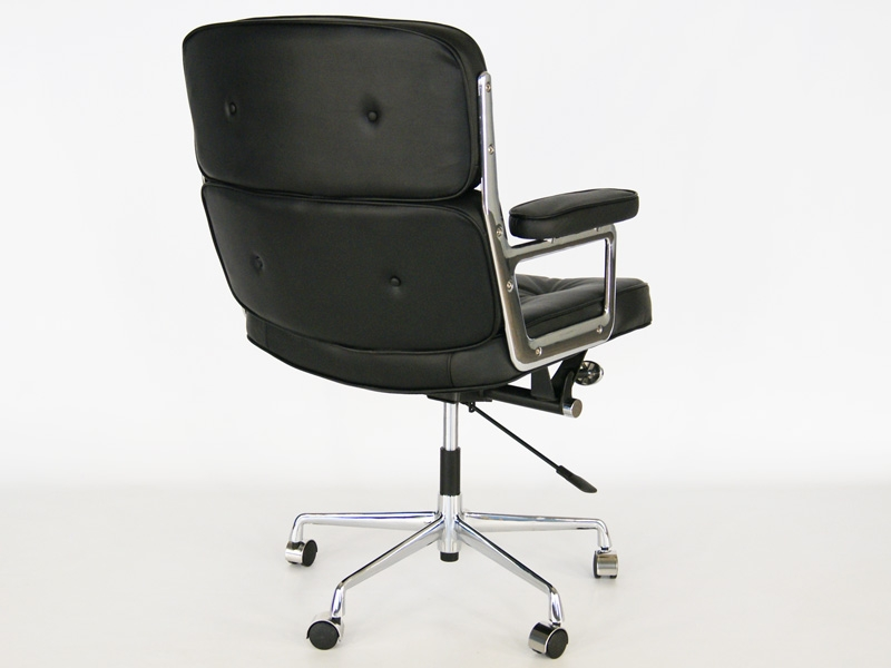 Image of the item Eames Lobby ES104 - Nero