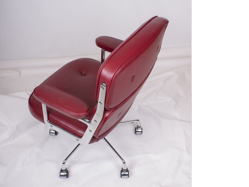 Image of the item Eames Lobby ES104 - Rosso scuro