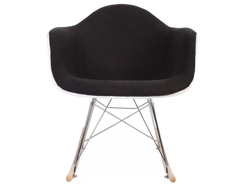 Image of the item Eames RAR Imbottito Lana - Grigio