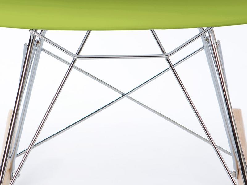 Image of the item Eames rocking chair RAR bambino - Verde