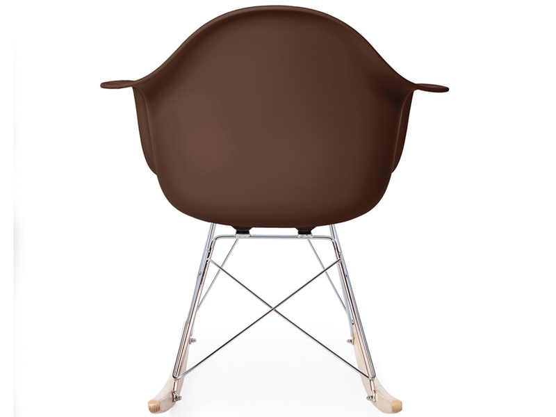 Image de l'article Eames rocking chair RAR - Café