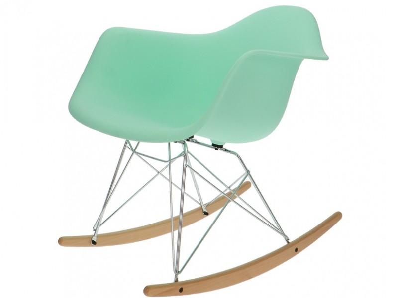 Image de l'article Eames Rocking Chair RAR - Vert menthe