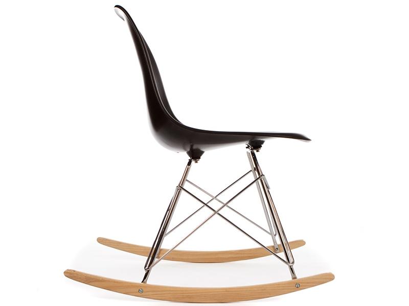 Image de l'article Eames Rocking Chair RSR - Noir