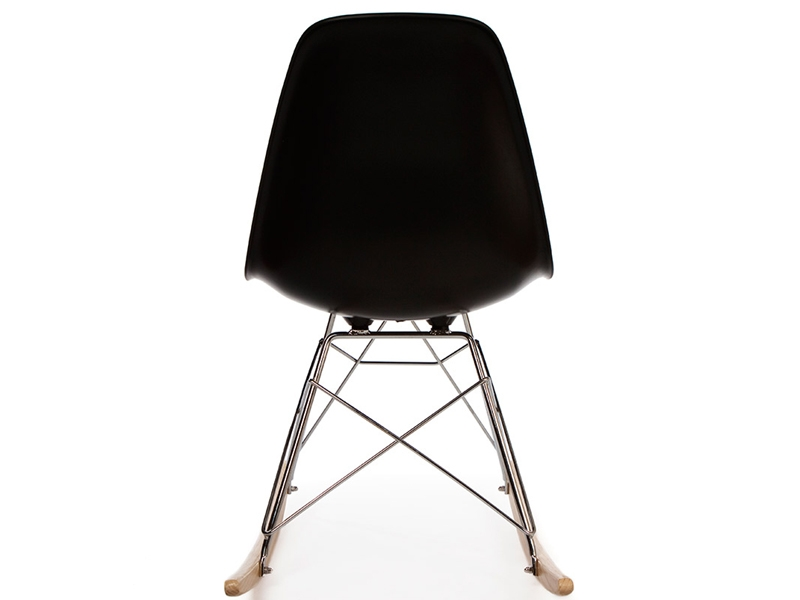 eames rocking chair rsr noir. Black Bedroom Furniture Sets. Home Design Ideas