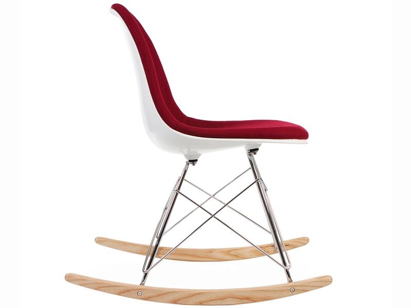 Image of the item Eames RSR Imbottito Lana - Rosso