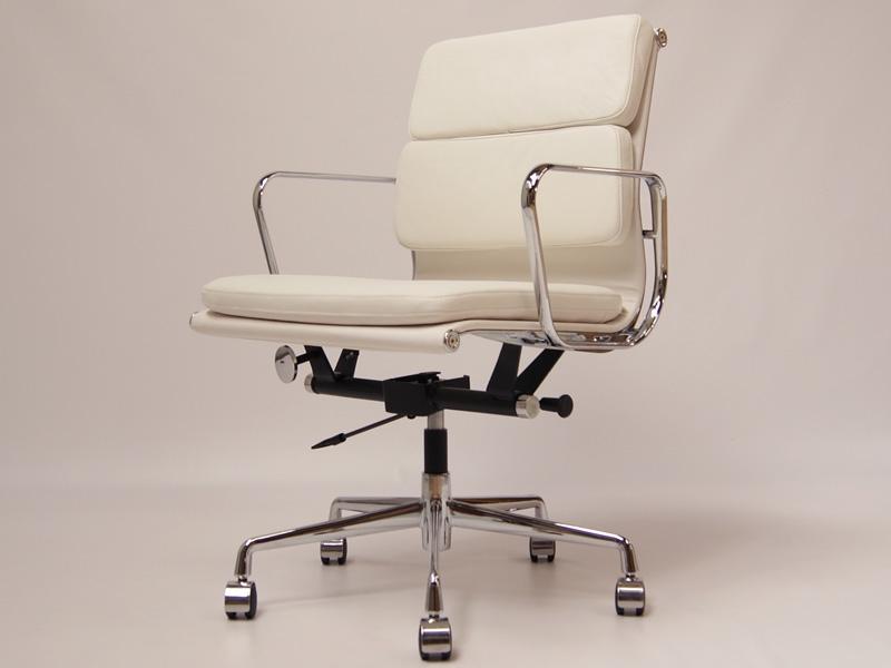 Image de l'article Eames Soft Pad EA217 - Blanc