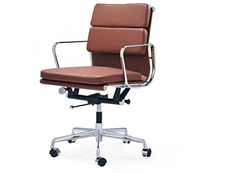 Image of the item Eames Soft Pad EA217 - Cognac