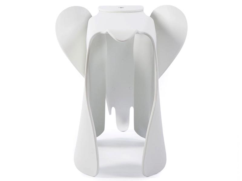 Image de l'article Elephant Eames - Blanc
