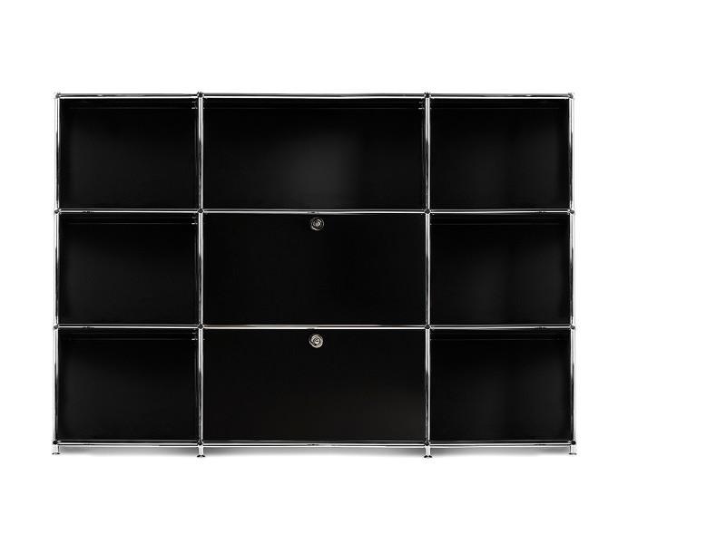 Image de l'article Meuble de bureau - AMC33-01 Noir