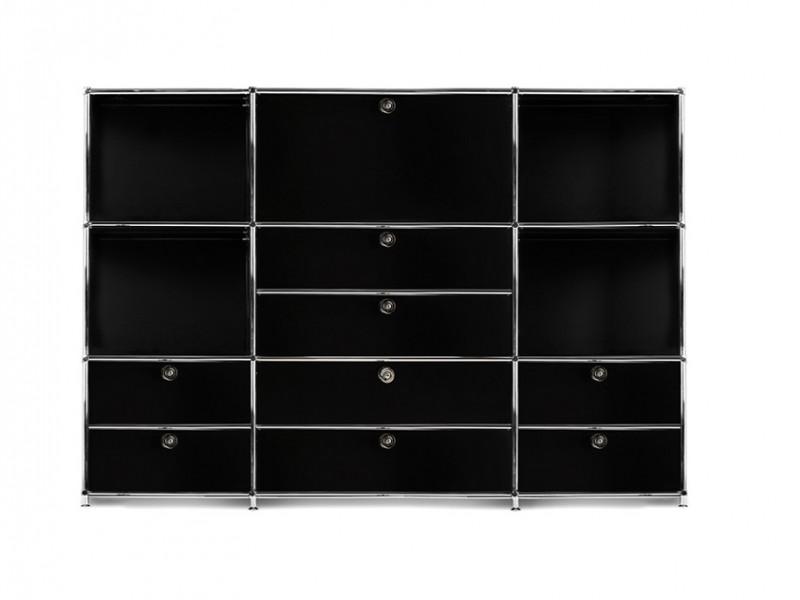 Image of the item Mobili per ufficio - AMC33-04 Negro