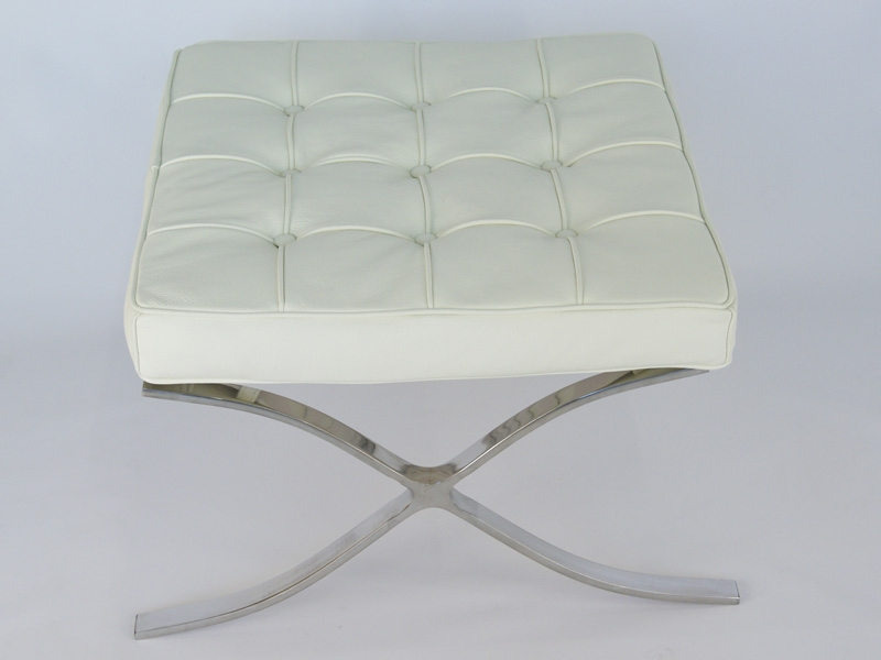Image of the item Ottoman Barcelona - Bianco