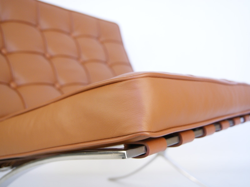 Image of the item Poltrona Barcelona - Caramello