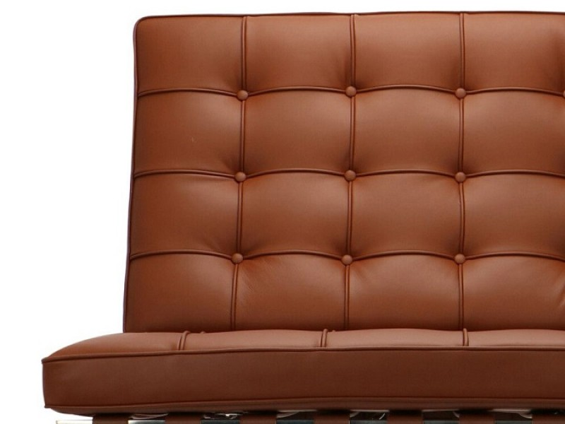 Image of the item Poltrona Barcelona - Premium Cognac