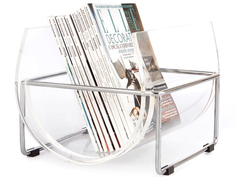 Image de l'article Porte revue The Basin - Transparent
