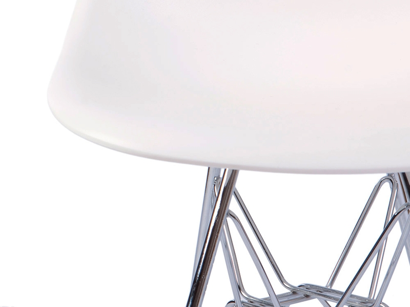 Image of the item Sedia Bambino Eames DSR - Bianco