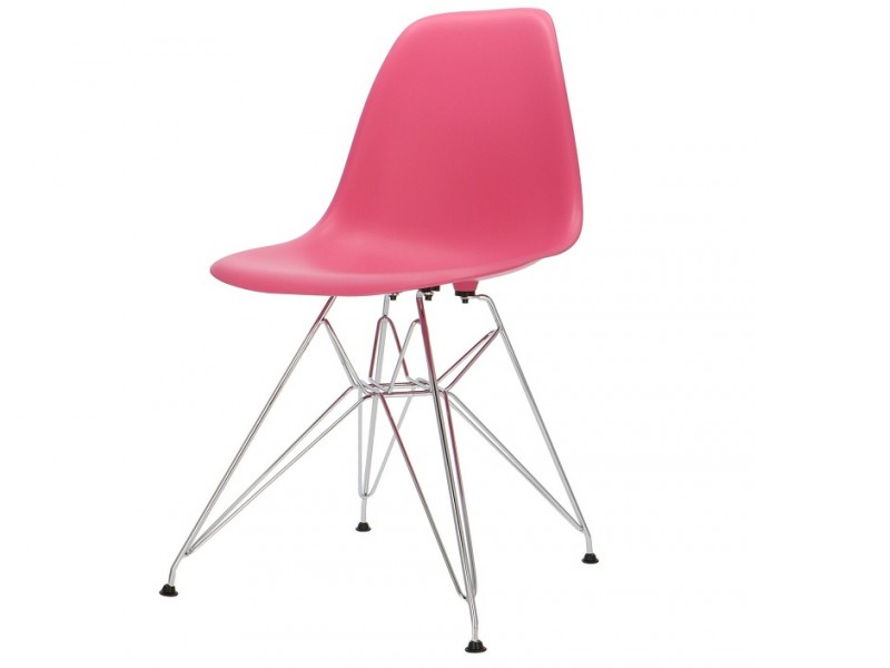 Image of the item Sedia Cosy Metallo - Rosa