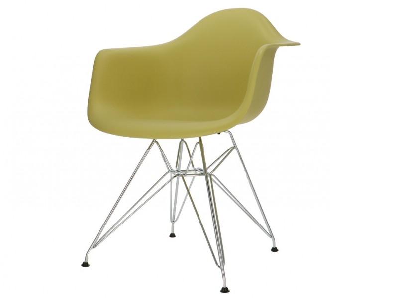Image of the item Sedia Cosy Metallo - Verde Oliva