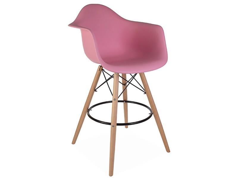 Image of the item Sedia di bar DAB - Rosa