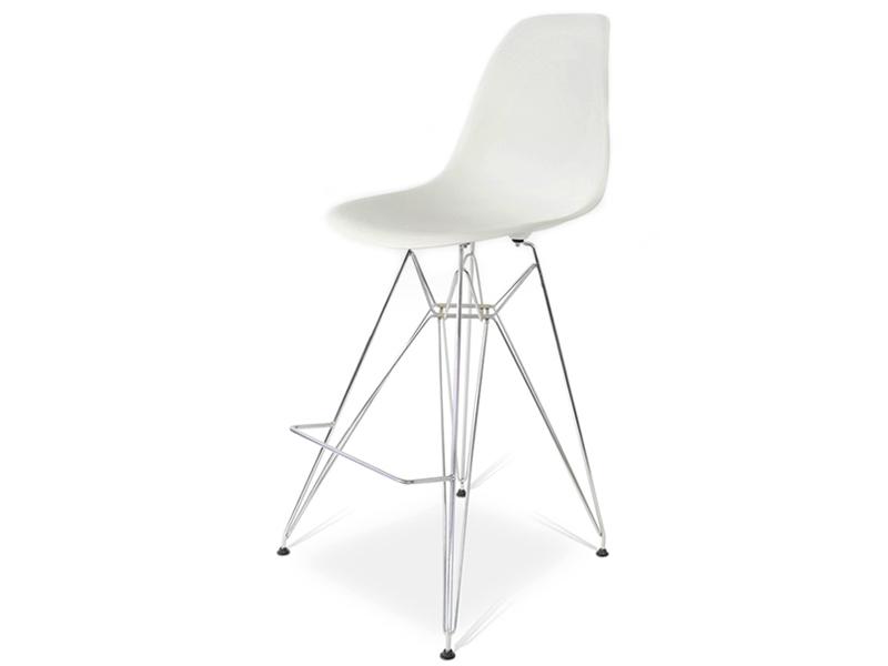 Image of the item Sedia di bar DSR - Bianca