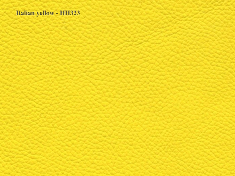Image of the item Sedia Eames Alu EA117 - Giallo