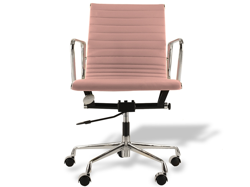Image of the item Sedia Eames Alu EA117 - Rosa