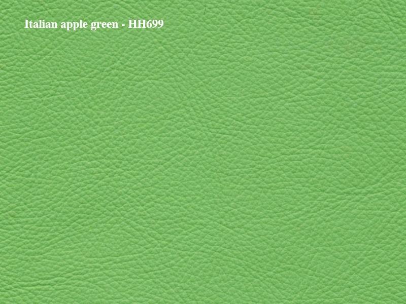 Image of the item Sedia Eames Alu EA117 - Verde mela