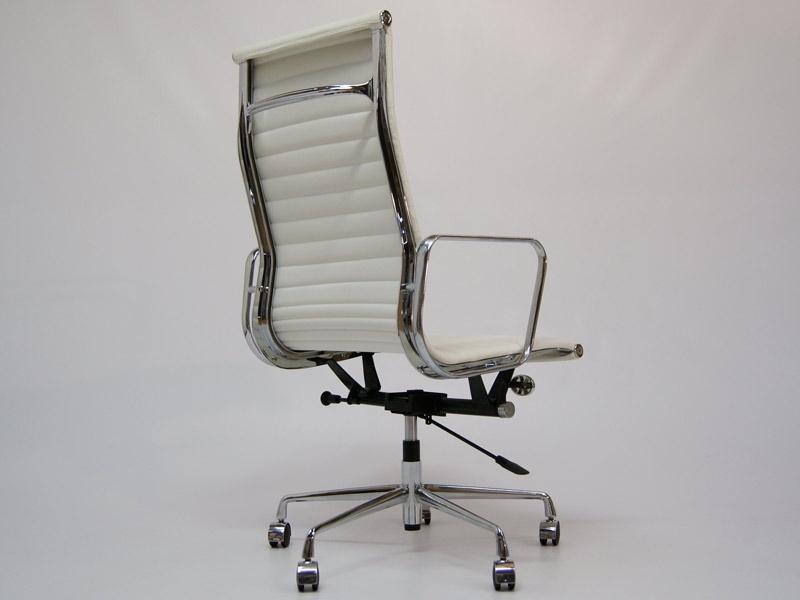 Image of the item Sedia Eames Alu EA119 - Bianco