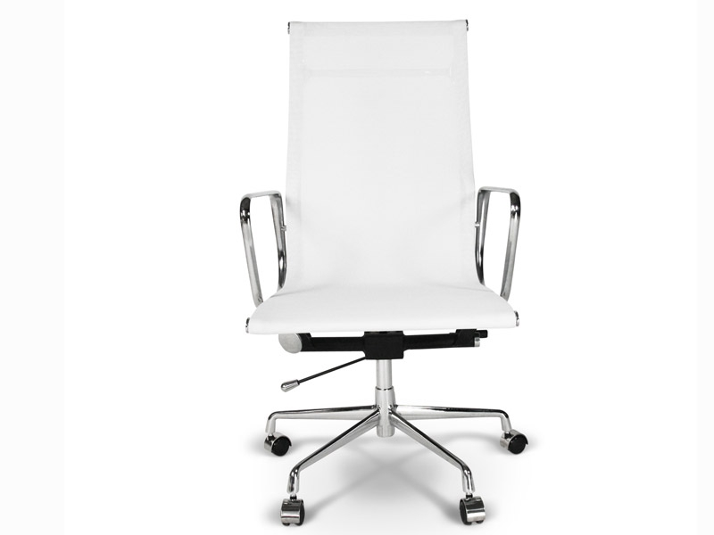 Image of the item Sedia Eames Alu EA119 - Bianco