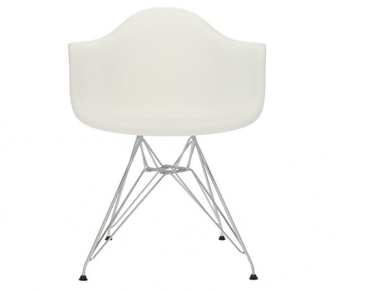 Image of the item Sedia Eames DAR - Bianca