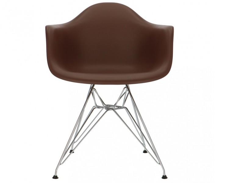 Image of the item Sedia Eames DAR - Marrone