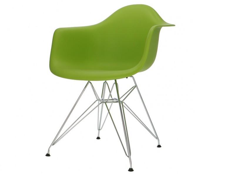 Image of the item Sedia Eames DAR - Verde mela