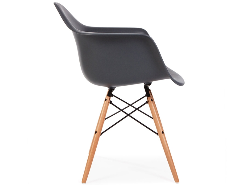Image of the item Sedia Eames DAW - Antracite