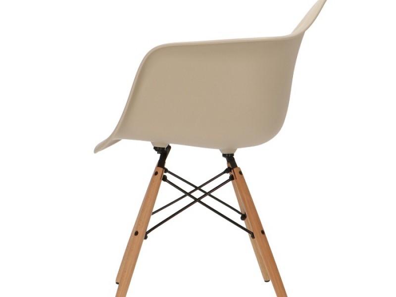 Image of the item Sedia Eames DAW - Beige grigiastro