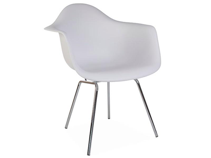 Sedia dax bianca for Sedia design bianca
