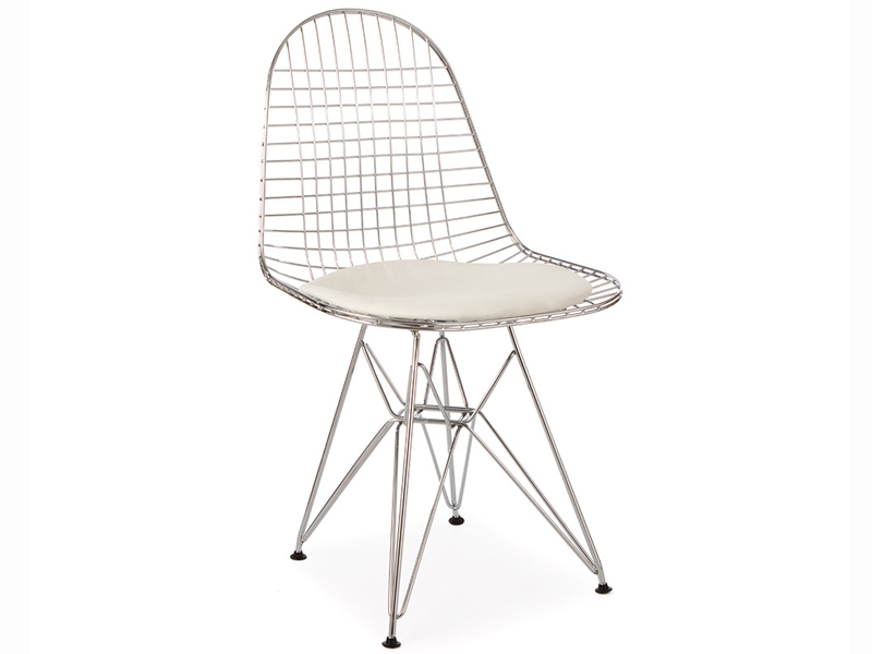 Image of the item Sedia Eames DKR - Bianco