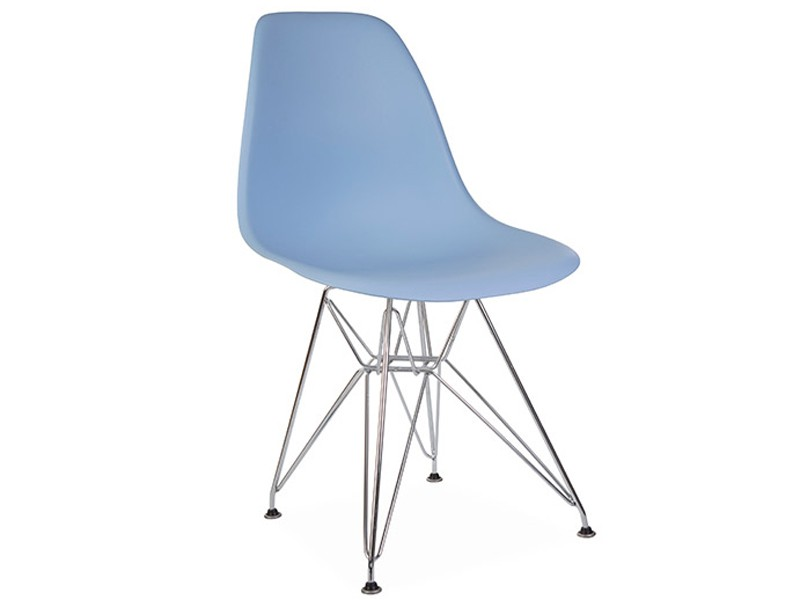 Image of the item Sedia Eames DSR - Azzurro