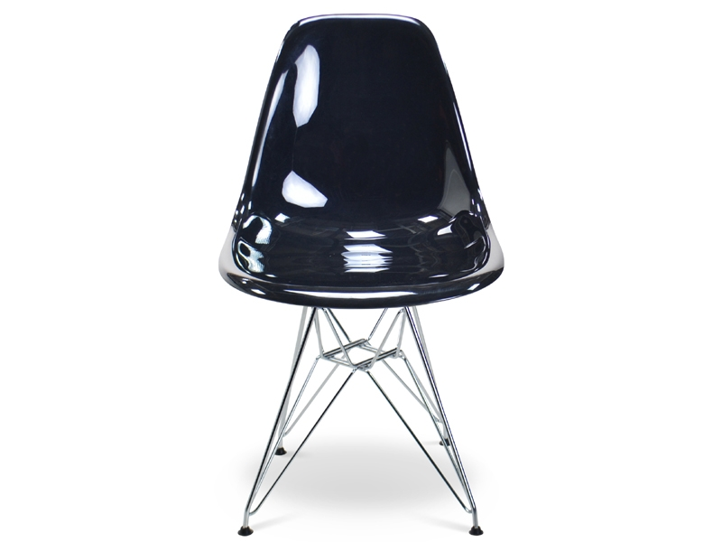 Image of the item Sedia Eames DSR - Nero lucido