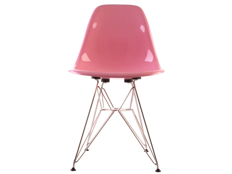 Image of the item Sedia Eames DSR - Rosa lucido
